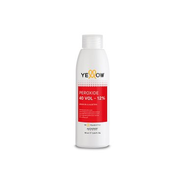 YELLOW COLOR PEROXIDE 40 VOL 150 ml / 5.07 Fl.Oz