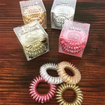 INVISIBOBBLE TIME TO SHINE COLLECTION