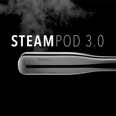 L'OREAL STEAM POD