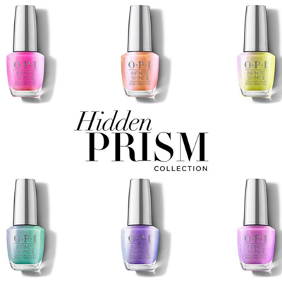 OPI HIDDEN PRISM COLLECTION