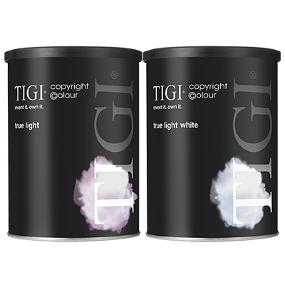 TIGI COPYRIGHT DECO