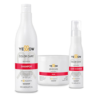 YELLOW COLOR CARE