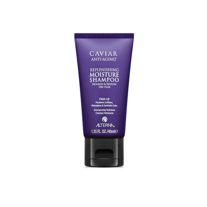 ALTERNA CAVIAR ANTI-AGING REPLENISHING MOISTURE SHAMPOO 40 ml / 1.35 Fl.Oz
