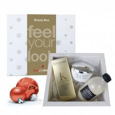 FEEL YOUR LOOK BEAUTY BOX - EXTRA SHINE