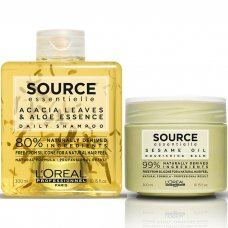 L'OREAL SOURCE ESSENTIELLE DAILY NOURISHING BALM KIT