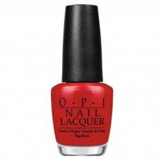 OPI SMALTI NL A70 – RED HOT RIO 15 ml / 0.50 Fl.Oz