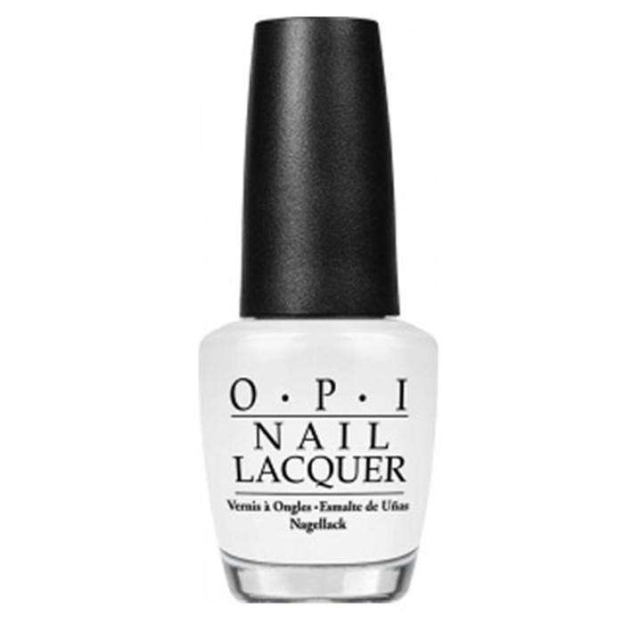 OPI NAIL LACQUER L00 – ALPINE SNOW 15 ml / 0.50 Fl.Oz