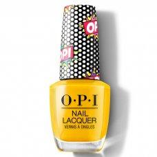 OPI SMALTI NL P48 – POP CULTURE COLLECTION HATE TO BURST YOUR BUBBLE 15 ml / 0.50 Fl.Oz