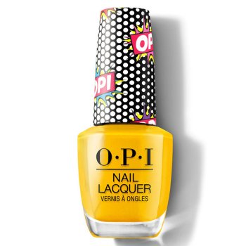 OPI NAIL LACQUER P48 – POP CULTURE COLLECTION HATE TO BURST YOUR BUBBLE 15 ml / 0.50 Fl.Oz
