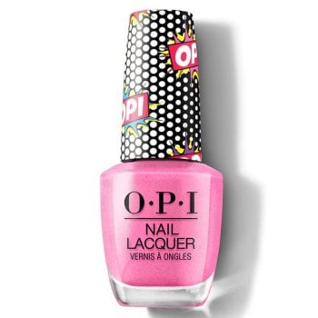 OPI NAIL LACQUER P50 – POP CULTURE COLLECTION PINK BUBBLY 15 ml / 0.50 Fl.Oz
