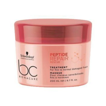 SCHWARZKOPF BC BONACURE PEPTIDE REPAIR RESCUE TREATMENT 200 ml / 6.70 Fl.Oz