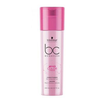 SCHWARZKOPF BC BONACURE PH4.5 COLOR FREEZE CONDITIONER 200 ml / 6.70 Fl.Oz