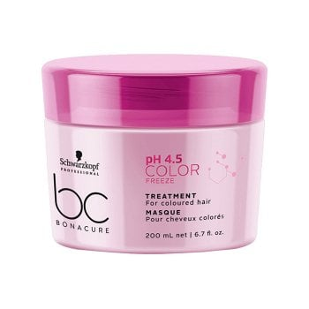 SCHWARZKOPF BC BONACURE PH4.5 COLOR FREEZE TREATMENT 200 ml / 6.70 Fl.Oz