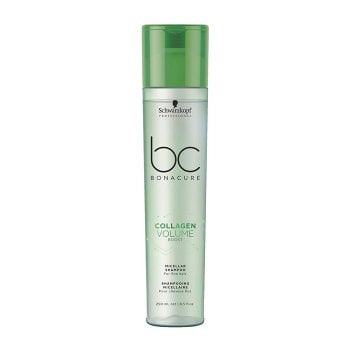 SCHWARZKOPF BC BONACURE COLLAGEN VOLUME BOOST MICELLAR SHAMPOO 250 ml / 8.40 Fl.Oz