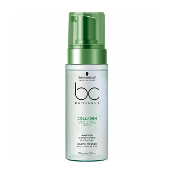 SCHWARZKOPF BC BONACURE COLLAGEN VOLUME WHIPPED CONDITIONER 150 ml / 5.00 Fl.Oz