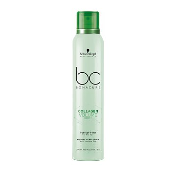 SCHWARZKOPF BC BONACURE COLLAGEN VOLUME BOOST PERFECT FOAM 200 ml / 6.70 Fl.Oz