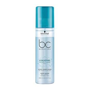 SCHWARZKOPF BC BONACURE HYALURONIC MOISTURE KICK SPRAY CONDITIONER 200 ml / 6.70 Fl.Oz