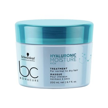 SCHWARZKOPF BC BONACURE HYALURONIC MOISTURE KICK TREATMENT 200 ml / 6.70 Fl.Oz