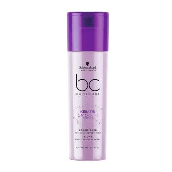 SCHWARZKOPF BC BONACURE KERATIN SMOOTH PERFECT CONDITIONER 200 ml / 6.70 Fl.Oz
