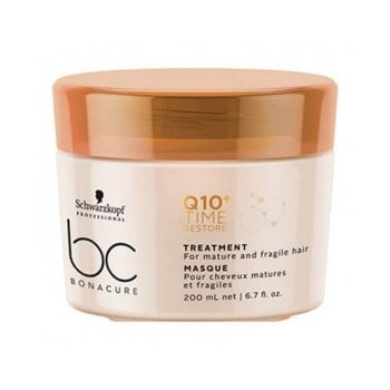SCHWARZKOPF Q10 PLUS BC BONACURE TIME RESTORE MICELLAR TREATMENT 200 ml / 6.70 Fl.Oz