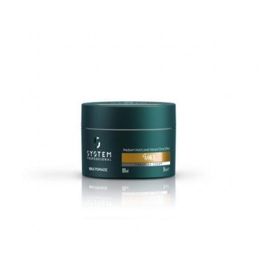 WELLA SYSTEM PROFESSIONAL MAN WAX POMADE 80 ml / 5.00 Fl.Oz