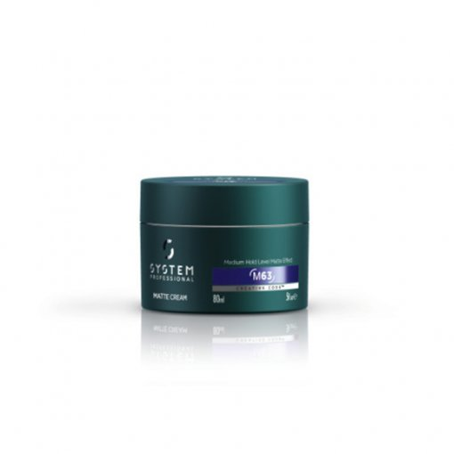 WELLA SYSTEM PROFESSIONAL MAN MATTE CREAM 80 ml / 5.00 Fl.Oz
