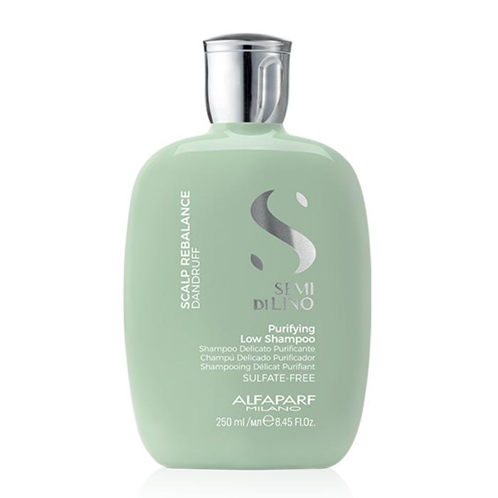 Alfaparf Semi Di Lino Scalp Renew Purifying Low Shampoo