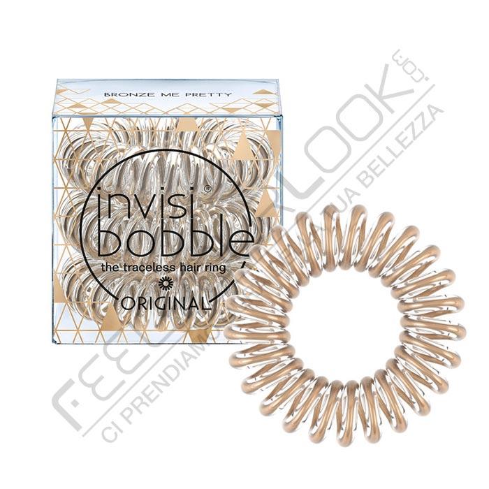 Invisibobble Bronze Me Pretty Accessories Feel Your Look