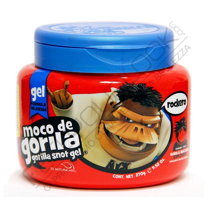 Moco De Gorila Rockero Gel 270 Ml 9 52 Fl Oz All Items