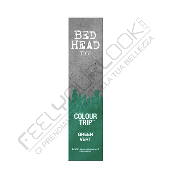 Tigi Colour Trip Green 90 Ml 3 14 Fl Oz Bed Head