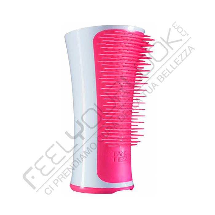 Tangle Teezer Aqua Splash Pink Shrimp Brushes Feel