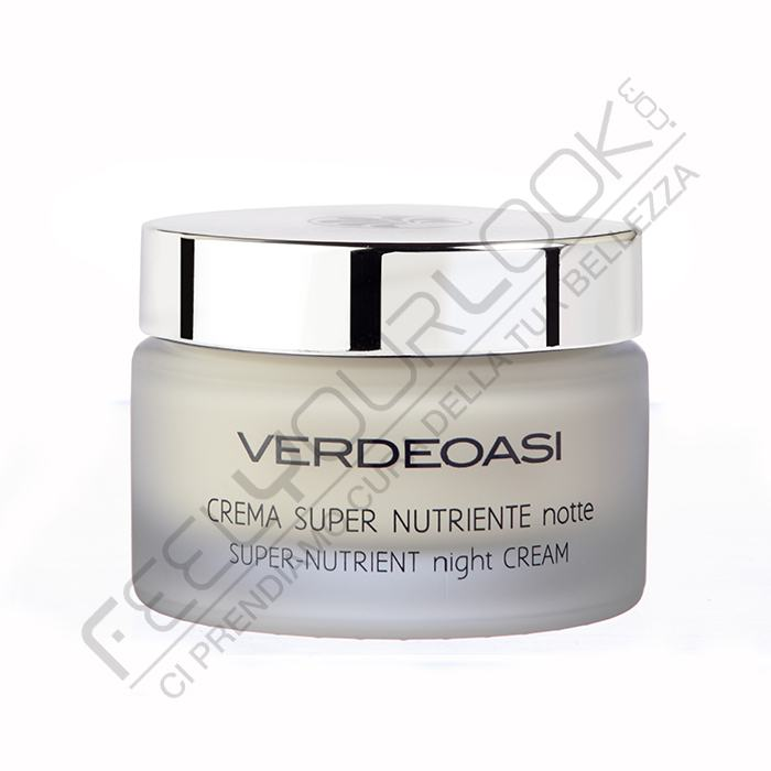 Verdeoasi Super Nourishing Night Cream 50ml All Items